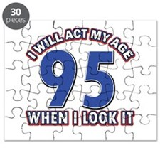 Act 95 years old Puzzle