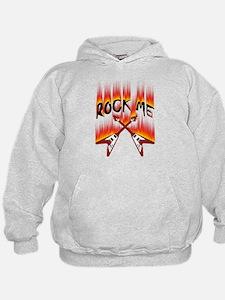 ROCK ME 3-flame3.png Hoodie