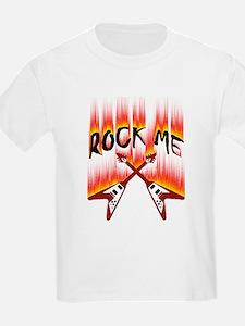 ROCK ME 3-flame3.png T-Shirt