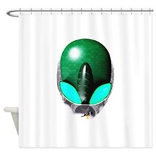 Rep Grey Hybrid 2 Shower Curtain