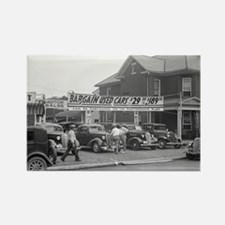 Bargain Used Cars, 1938 Magnets