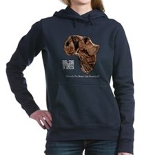 END POVERTY IN AFRICA Hooded Sweatshirt