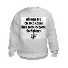 All men created equal (firefi Sweatshirt