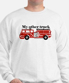 My other truck Sweatshirt