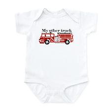 My other truck Onesie