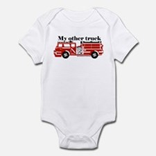 My other truck Onesie