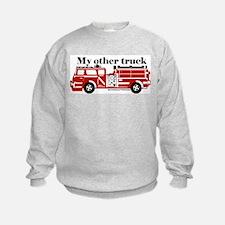My other truck Sweatshirt