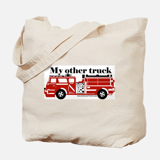 My other truck Tote Bag