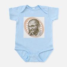 Gandhi Republic Day Infant Bodysuit