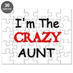 Im the CRAZY AUNT 4 Puzzle