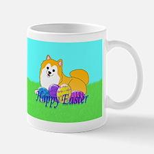Particolor Pomeranian Mug