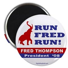 "Run Fred Run! 2.25"" Magnet (10 pack)"