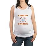 Harmony and Diversity Maternity Tank Top