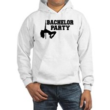 Bachelor Party girl Hoodie