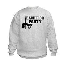 Bachelor Party girl Sweatshirt