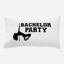 Bachelor Party girl Pillow Case