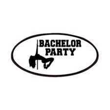 Bachelor Party girl Patches