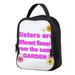 SISTER ARE DIFFERENT FLOWER FROM THE SAME GARDEN N