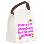 SISTER ARE DIFFERENT FLOWER FROM THE SAME GARDEN C