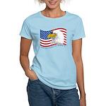 Bald Eagle Women's Light T-Shirt