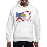 Bald Eagle Hooded Sweatshirt