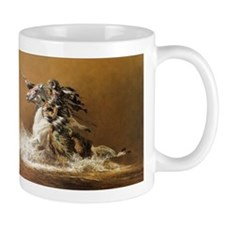 Funny Native american chiefs Mug