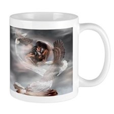 Eagle Spirit Love Mugs