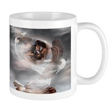 Eagle Spirit Love Mugs