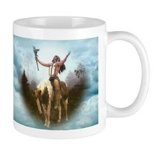 Cute Native american spirit Mug