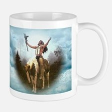 Unique American indian Mug