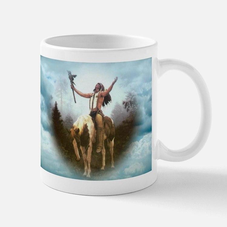 Cute Native american Mug