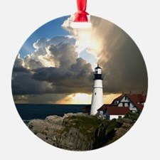 Lighthouse Beacon Ornament