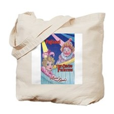 Amore Opera Pagliacci And Circus Princess Tote Bag