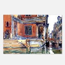 Sargent - Scuola di San R Postcards (Package of 8)
