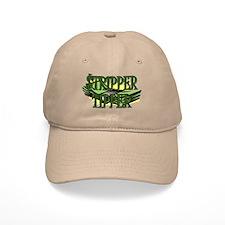 Baseball Cap-Stripper Tipper