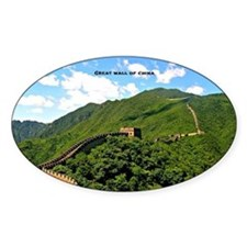 Great Wall of China Decal