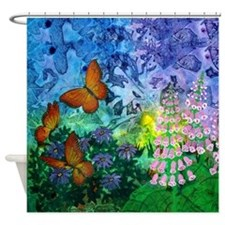 Monarch Haven 69X70 Inch Shower Curtain