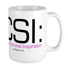 CSI: Cancer Survival Inspiration Mug