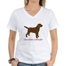 Chocolate Labrador Shirt