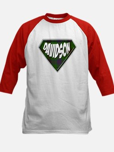 Davidson Superhero Tee