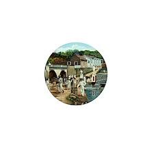 Coleccion El Parterre Antiguo.Aguadill Mini Button