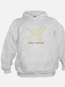 Yellow Labrador Hoodie