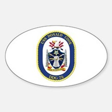 USS Donald Cook (DDG-75) Decal