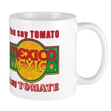 Potato Patata Tomato Tomate Mug
