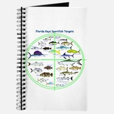 Florida Keys Fish Targets Journal