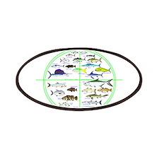 Florida Keys Fish Targets Patches