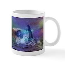 Unique Native american spirit Mug