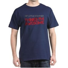 Little Brother Awesome T-Shirt