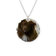 Albert shelter pic Necklace