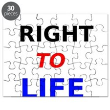 Right to Life Puzzle
